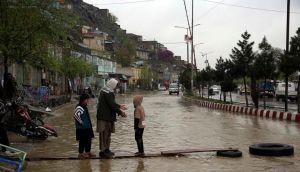 مقتل 40 شخصا وفقدان 150 جراء فيضانات في شمال #أفغانستان.    #العبدلي_نيوز