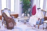 #وزير_الخارجية نقل إلى أمير قطر تحيات صاحب السمو.   #العبدلي_نيوز