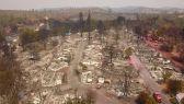 حرائق الغابات في كاليفورنيا تلتهم بالكامل موقعا مخصصا للمنازل المتنقلة.  #العبدلي_نيوز