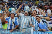 #الأرجنتين تسمح لمشجعي كرة القدم بالعودة إلى الملاعب.   #العبدلي_نيوز