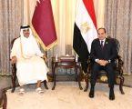 #السيسي و #أمير_قطر يتوافقان على مواصلة التشاور من أجل دفع العلاقات.    #العبدلي_نيوز