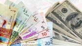 الدولار الأمريكي يستقر أمام الدينار عند 0,300 واليورو يرتفع إلى 0,355.  #العبدلي_نيوز