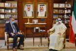#وزير_الخارجية يستقبل د. سامر حدادين بمناسبة انتهاء فترة عمله في #الكويت.   #العبدلي_نيوز