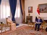 #وزير_الخارجية يسلم رسالة خطية من #صاحب_السمو إلى #الرئيس_المصري حول المستجدات الإقليمية و الدولية.  #العبدلي_نيوز