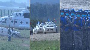 #الصين تستضيف أول تدريب أممي متعدد الجنسيات لقوات حفظ السلام.   #العبدلي_نيوز
