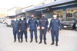 """""""#أمن_العاصمة"""" نفذت حملة تفتيشية في الشويخ الصناعية أسفرت عن ضبط 28 مخالفاً و3 مركبات.   #العبدلي_نيوز"""