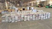 «#الجمارك»: ضبط 1.221 طن من مادة «التنباك» الممنوعة.   #العبدلي_نيوز
