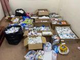 #الأمن_العام يضبط كمية كبيرة من الأدوية بأحد المنازل في جليب الشيوخ.   #العبدلي_نيوز