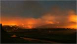 غرب كندا وكاليفورنيا مسرح لحوالى مئة حريق جراء #موجة_الحر                   #العبدلي_نيوز