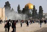 #فلسطين: أكثر من 180 إصابة خلال مواجهات مع قوات الاحتلال في #المسجد_الأقصى ومحيط البلدة القديمة                   #القدس_تنتفض                 #القدس            #العبدلي_نيوز