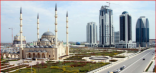الشيشان تفتتح أكبر مسجد في أوروبا