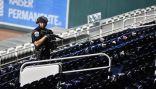 مصابان في إطلاق نار خارج ملعب بيسبول بواشنطن.. وتوقف المباراة