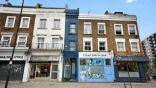 أضيق منزل في لندن للبيع.. عرضه 1,7 متر وسعره مليون يورو
