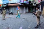 السلطات الهندية تفرض قيود على التنقل في عدد من مناطق كشمير
