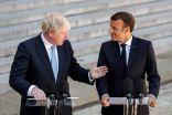 ماكرون: مستقبل المملكة المتحدة لا يمكن أن يكون إلا في أوروبا