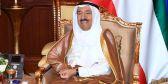 سمو الأمير يهنئ رئيس ديوان المحاسبة بتوليه منصبه