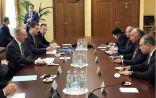 وزير الخارجية المصري: ندعم خارطة الطريق السياسية الليبية    #العبدلي_نيوز