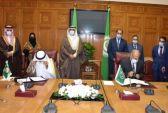 توقيع مذكرة تعاون بين «التعاون الخليجي» و«الجامعة العربية».    #العبدلي_نيوز
