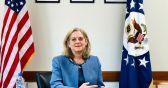 السفيرة الأمريكية: دخول المرأة الكويتية إلى الجيش.. قفزة أخرى للأمام #العبدلي_نيوز