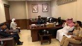 وزير الداخلية يلتقي عددا من المواطنين بالإدارة العامة للجنسية ووثائق السفر وبحث معاملاتهم #العبدلي_نيوز