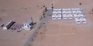 بتمويل كويتي.. افتتاح قرية سكنية تضم 40 منزلاً للنازحين بمحافظة «مأرب» اليمنية #العبدلي_نيوز