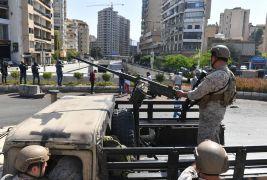 #لبنان: ارتفاع عدد ضحايا اشتباكات منطقة #الطيونة إلى 7 أشخاص.        #العبدلي_نيوز.        #يوم_الجمعة