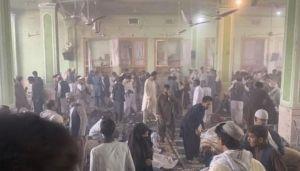 مصادر أفغانية: ارتفاع حصيلة تفجير مسجد بقندهار إلى أكثر من 30 قتيلا  و60 جريحا على الأقل        #العبدلي_نيوز