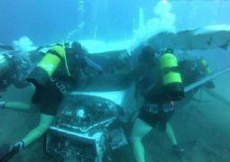 الجيش اللبناني يعثر على الطائرة المدنية التي سقطت في البحر قبل يومين.    #العبدلي_نيوز