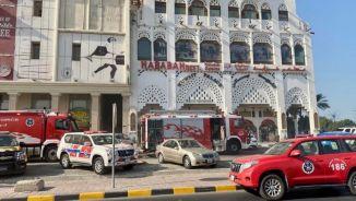 حريق يخلي فندقا من نزلائه في السالمية.. وإصابة شخصين بحالة اختناق#العبدلي_نيوز