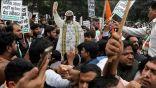 احتجاجات غاضبة ضد قانون يمنح الجنسية للجميع ما عدا المسلمين في الهند