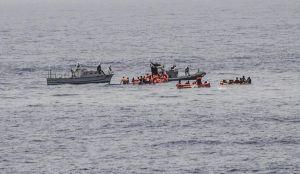 43 قتيلًا في غرق قارب مهاجرين قبالة سواحل ليبيا        #العبدلي_نيوز