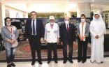 «الهلال الأحمر» يناقش مع «الأعمال اللبناني» برامج الإغاثة