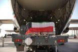 التجارة تعلن تسيير طائرة مساعدات غذائية إلى لبنان