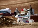 """""""إسرائيل"""" تهدم قرية بدوية في الضفة الغربية وتشرد سكانها"""
