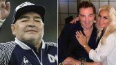 الكشف عن رسالة مارادونا الأخيرة قبل وفاته بساعات