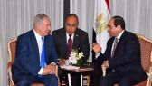 """موقع """"والا"""" العبري: السيسي وضع شرطا على نتنياهو قبل زيارة مصر"""