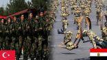 سر تقدم الجيش التركي على نظيره المصري في التصنيف العسكري