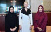 إيفانكا ترامب: الإمارات لها دور كبير في مجال دعم المرأة