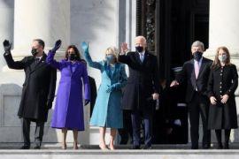 ترمب يغادر البيت الأبيض… وبايدن يستعد لطي الصفحة  فورا        #العبدلي_نيوز