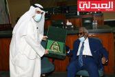 الدكتور أحمد الخطيب يزور المجلس البلدي