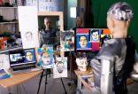 بيع قطعة فنية رقمية من صنع روبوت في مزاد مقابل نحو 700 ألف دولار