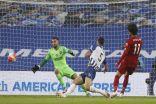 ليفربول يفوز على برايتون بثلاثة أهداف في الدوري الإنجليزي
