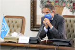 مدير الوكالة الدولية للطاقة الذرية: لا نتبع نهجاً سياسياً تجاه إيران