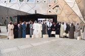 حدث | جولة في معرض «الفهد … روح القيادة» مع بعض رؤساء الصحف الإلكترونية بمركز الشيخ جابر الأحمد الثقافي