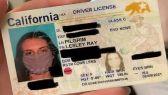 سيدة أمريكية تستخرج وثيقة رسمية وتفاجأ بوضع صورتها بالكمامة