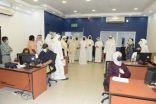 وزير الاعلام يتفقد استعدادات الوزارة لتغطية الانتخابات التكميلية بالدائرة الخامسة.       #العبدلي_نيوز