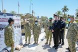 وكيل الحرس الوطني يبحث مع وفد عسكري إيطالي التعاون المشترك.         #العبدلي_نيوز