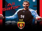 حارس منتخب الكويت لكرة اليد علي صفر يحترف بأحد أعرق الأندية الأوروبية.       #العبدلي_نيوز