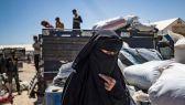 """نساء """"الدولة الإسلامية"""" يلجأن إلى الزواج سعيا إلى التحرر من مخيم الهول في سوريا– الغارديان.     #العبدلي_نيوز"""