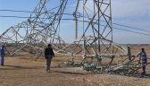 العراق.. تفجير برجي كهرباء في الأنبار وأزمة انقطاع التيار تتفاقم.      #العبدلي_نيوز